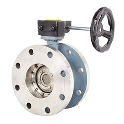 offset disc butterfly valve manufacturers