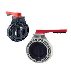 upvc butterfly valves manufactutrer