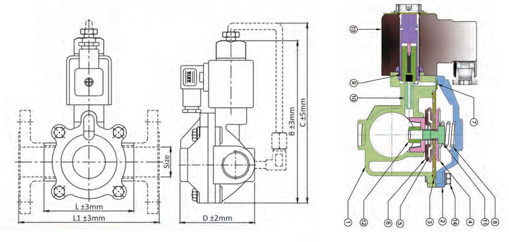 #alt_tag2 way pilot operated valve
