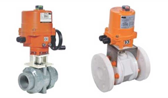 pp ball valve manufacturer in india