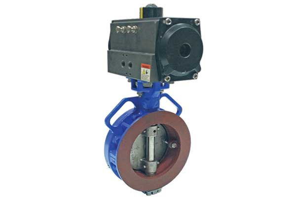 4MHP Series available with Pneumatic Actuator