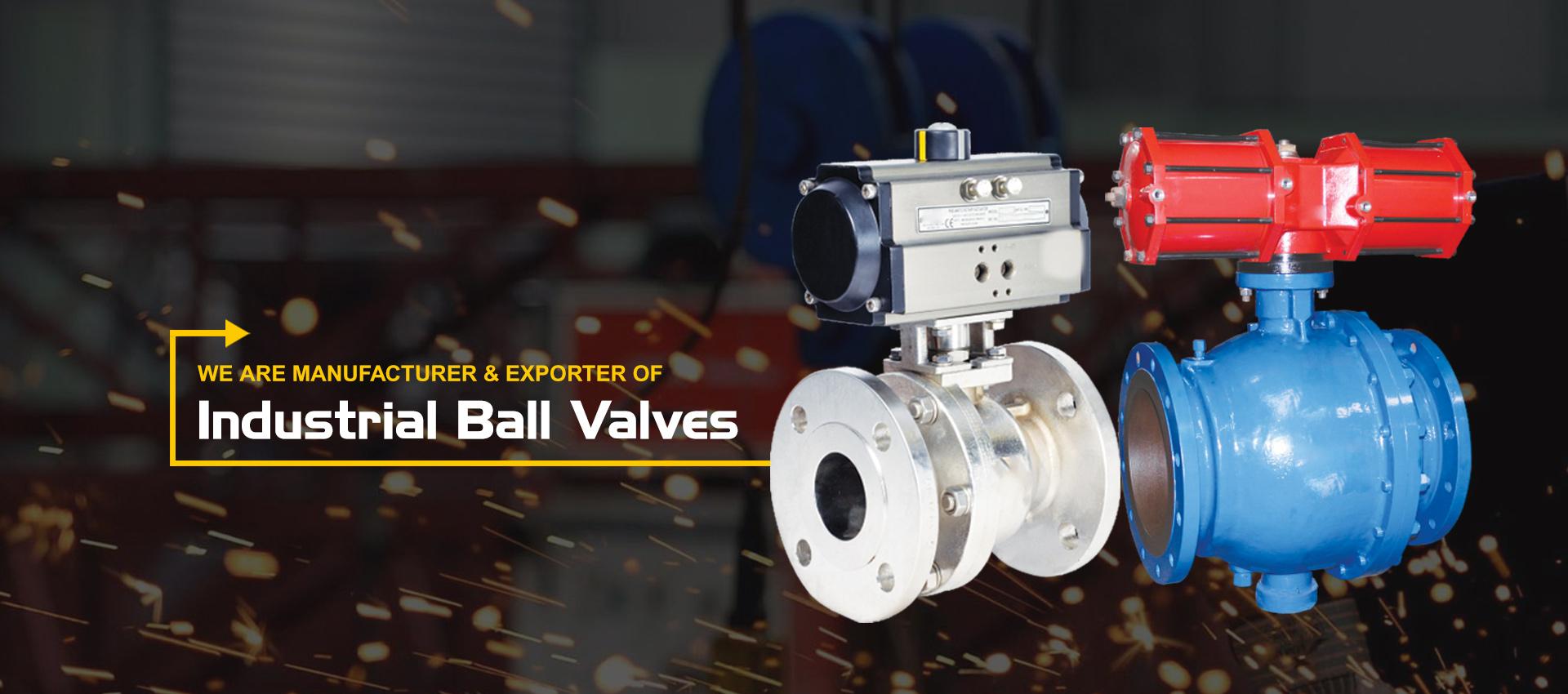 Industrial Ball Valves