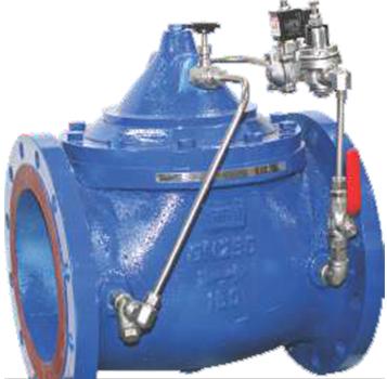 on off type pressure reducing valve