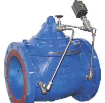 y type control valve