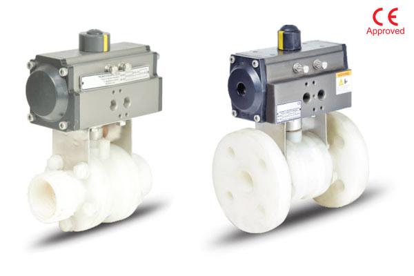 polypropylene ball valve exporter in Philippines