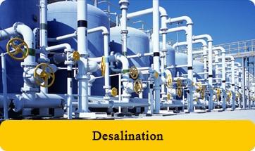 Desalination - flow control valve manufacturer & exporter in Bahrain