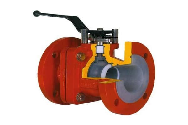 FEP PFA Lined Valve Manufacturer and Exporter in Zambia