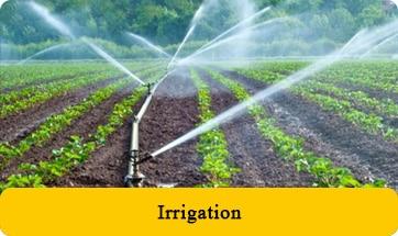 Irrigation - PP Ball Valve Exporter in Saudi Arabia