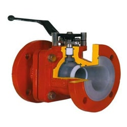 pfa lined ball valves manufacturers