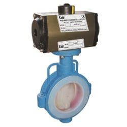 ptfe lined butterfly valves exporter in Nigeria