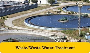 wastewater treatment - Gate valve exporter in Nigeria