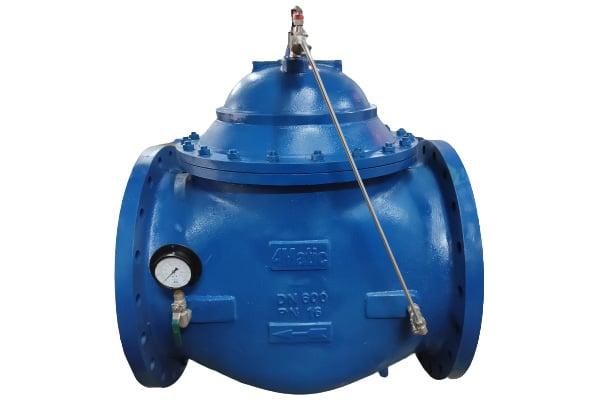 pressure reducing valve manufacturer in ahmedabad