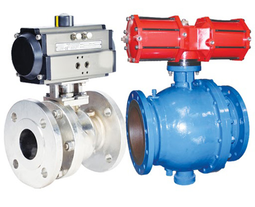 industrial ball valves manufacturers