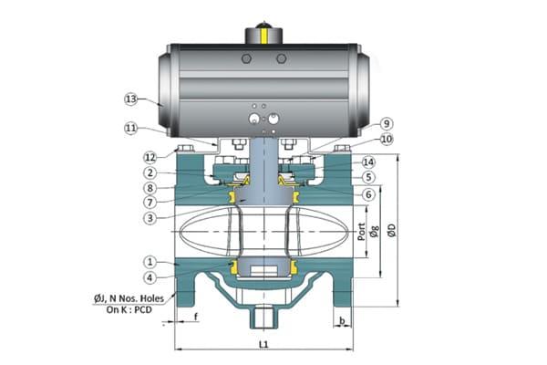 jacketed ball valves manufacturer