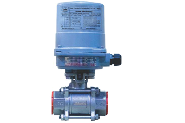motorized valve actuator